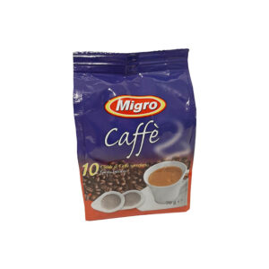Migro Caffe Gusto Intenso Ese Pods χάρτινες μερίδες