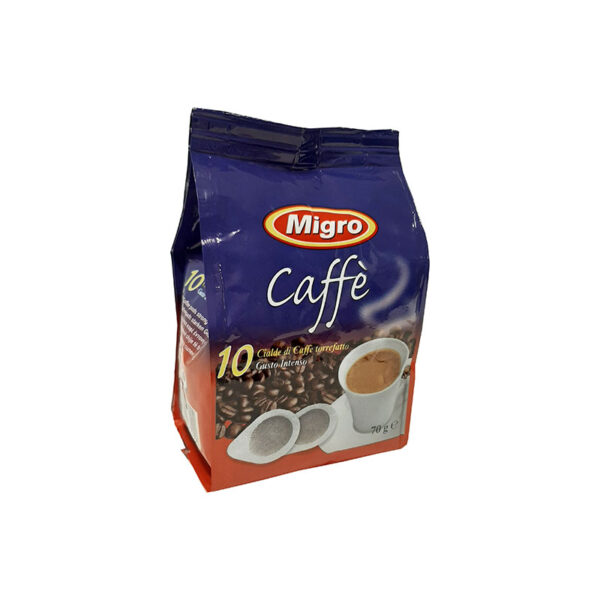 Migro Caffe Gusto Intenso Ese Pods έντονος καφές