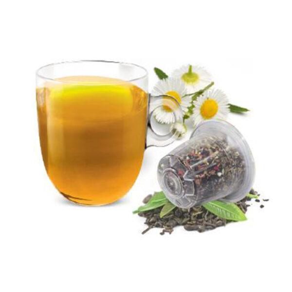 Camomilla Tea Nespresso τσάι χαμομήλι