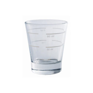 Ποτήρι δοσομετρικό γυάλινο 90ml