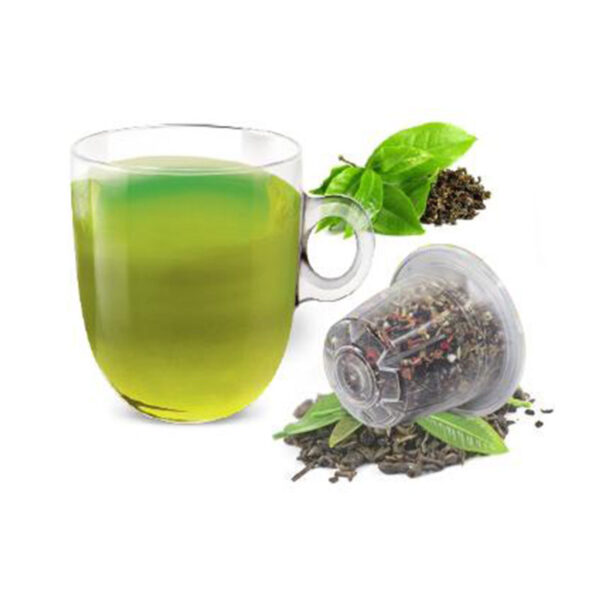 Te Verde Tuareg Tea πράσινο τσάι με μέντα