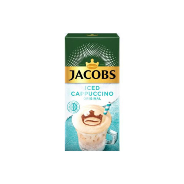 Jacobs Στιγμιαίος Iced Cappuccino