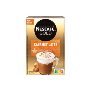Nescafe Στιγμιαίος Cappuccino Caramel Latte
