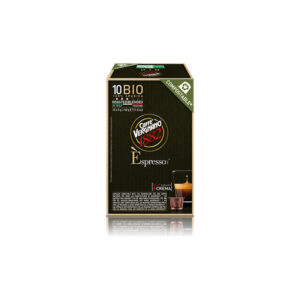Vergnano espresso Arabica BIO Compostable