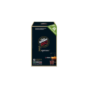 Vergnano espresso Arabica Compostable