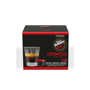 Vergnano Espresso Cremoso συμβατές κάψουλες Dolce Gusto