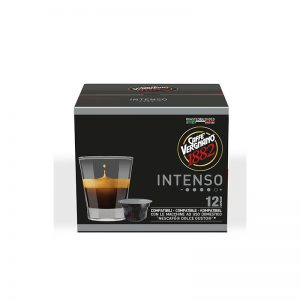 Vergnano Espresso Intenso dolce gusto κάψουλες 12 τεμάχια
