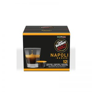 Vergnano Espresso Napoli 12 κάψουλες Dolce Gusto