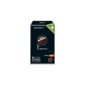 Vergnano espresso Intenso Compostable