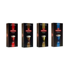 Covim Mix συμβατές κάψουλες Nespresso