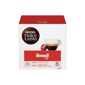 Nescafe Dolce Gusto Espresso Buondi