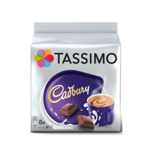 Κάψουλες Tassimo Cadbury Σοκολάτα 8 ροφήματα