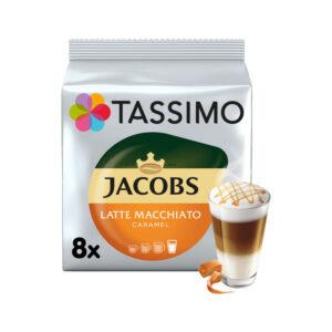 Tassimo Jacobs Latte Macchiato Caramel 8 ροφήματα