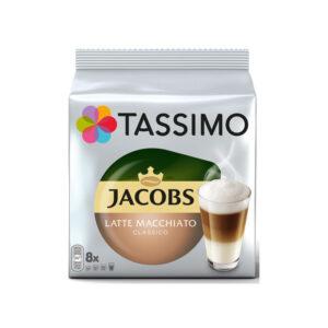 Tassimo Jacobs Latte Macchiato Classico 8 ροφήματα