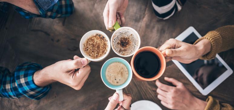 υγιεινός καφές