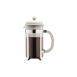 Bodum Caffettiera Off White - 1lt λευκή