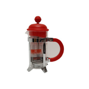 Bodum Caffettiera Red - 350ml out of the box