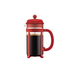 Bodum JAVA Caffettiera Red - 1lt κόκκινη