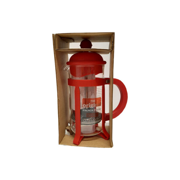 Bodum JAVA Caffettiera Red - 350ml κουτί