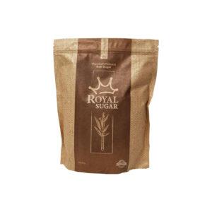 Ζάχαρη Καστανή ROYAL Premium 1kg με ζιπ