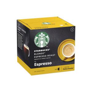 Espresso Blonde συμβατές κάψουλες Dolce Gusto