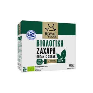 Ζάχαρη Βιολογική Royal σε Sticks 50 τεμάχια