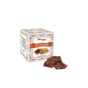 Μπισκότα επιδόρπιo με σοκολάτα Duci Duci