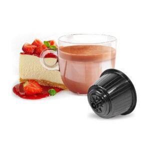 Tiziano Bonini Cheesecake φράουλα