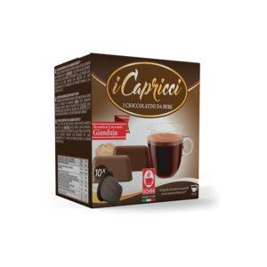 Σοκολάτα Gianduja Capricci