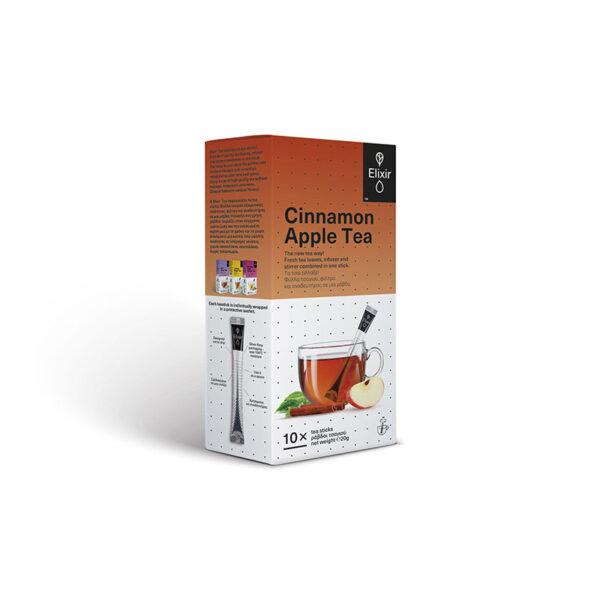 ELIXIR Cinnamon Apple τσάι στικ 10 τεμάχια