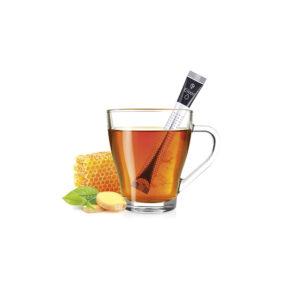 ELIXIR Ginger Honey Black Tea φλιτζάνι με στικ τσαγιού