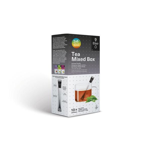 ELIXIR Mixed Box ράβδοι τσαγιού 10 τεμάχια
