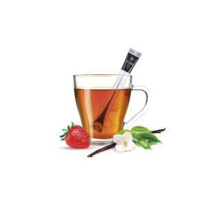 ELIXIR Strawberry Vanilla φλιτζάνι με στικ τσαγιού