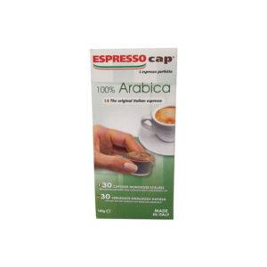 Espresso Cap Termozeta 100% Arabica 30 τεμάχια
