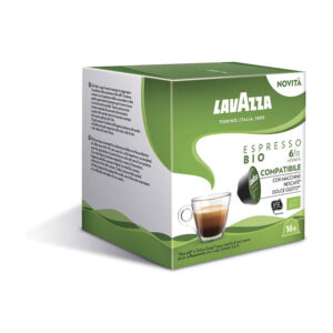 Lavazza Espresso Bio dolce gusto κάψουλες