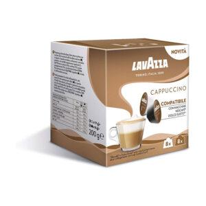 Lavazza Cappuccino 16 dolce gusto capsules