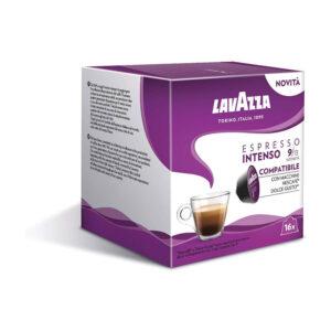 Lavazza Espresso Intenso box 16 capsules