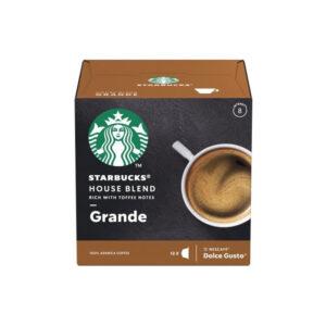 Starbucks Espresso House Blend Grande 12 τεμάχια 100% arabica