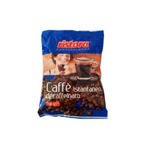 Ristora στιγμιαίος καφές decaffeinato 200g χωρίς καφεΐνη