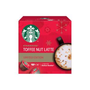 TOFFEE NUT LATTE κάψουλες Dolce Gusto 12 τεμάχια