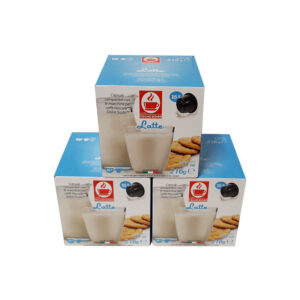 γάλα Latte Dolce Gusto - 48 τεμ. 3x16 σε κάψουλες