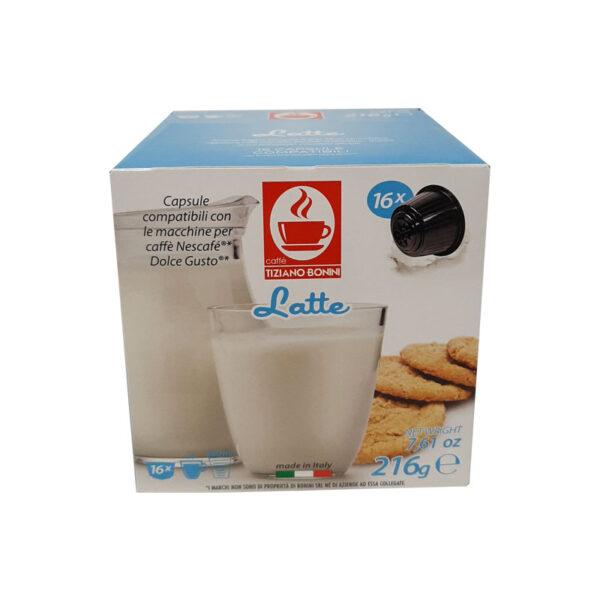 γάλα Dolce Gusto box 16 capsules milk