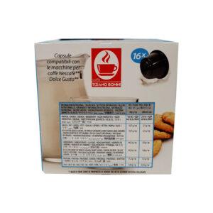 γάλα Dolce Gusto back 16 capsules