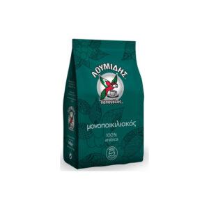 Ελληνικός καφές μονοποικιλιακός