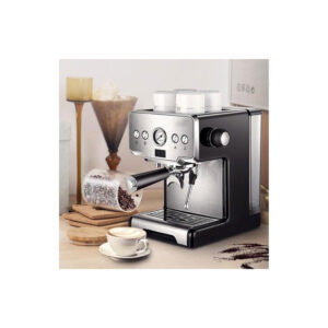 Kelmann CRM 3605 μηχανή καφέ στο σπίτι δέχεται αλεσμένο καφέ