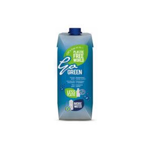 ΜΙΝΟΑ Εμφιαλωμένο Νερό Χάρτινη Συσκευασία 750ml more water less plastic