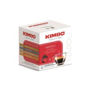 Kimbo Napoli συμβατές κάψουλες Dolce Gusto