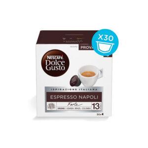 Nescafe Dolce Gusto Espresso Napoli 30 κάψουλες