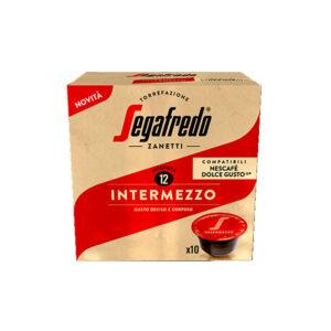 Segafredo Intermezzo συμβατές κάψουλες Dolce Gusto