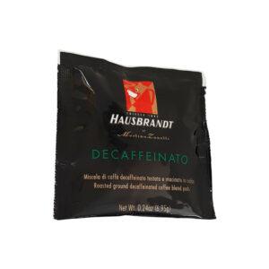 Ταμπλέτες Hausbrandt Decaffeinato Ese Pods 1 τεμάχιο
